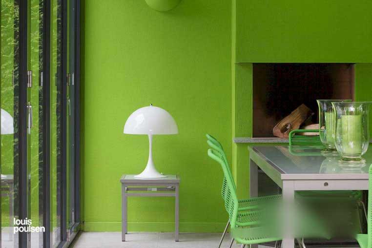 Panthella Table|パンテラテーブル|ルイスポールセン|照明のイメージ