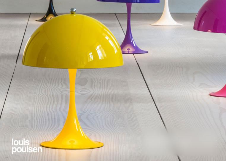 Panthella Mini Table|パンテラ ミニ テーブル|ルイスポールセン|テーブルランプのイメージ