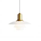 真鍮メタライズド|PH2/1 Pendant|PH2/1 ペンダント|ルイスポールセン