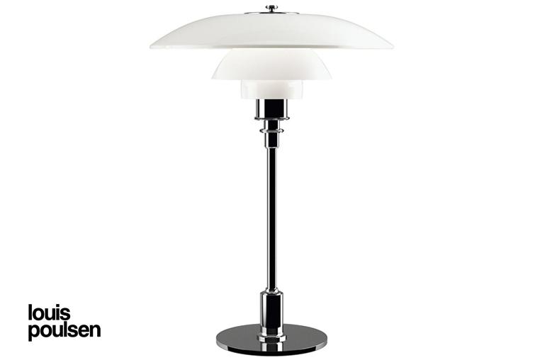 PH3 1/2 - 2 1/2 Glass Table|PH3 1/2 - 2 1/2 グラステーブル|ルイスポールセン|テーブルランプのイメージ