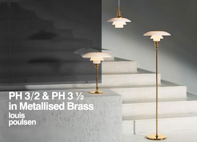 PH 3/2 ペンダント|ルイスポールセンのLED照明イメージ