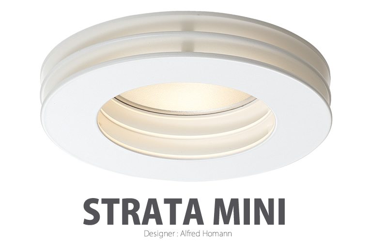 Strata Mini|ストラタ ミニ|ルイスポールセン|ダウンライト|照明のイメージ