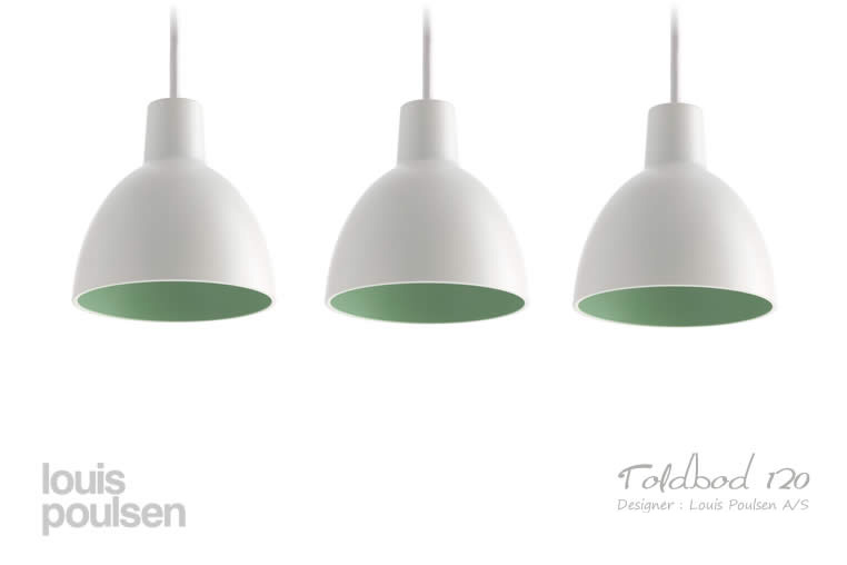 Toldbod 120 Pendant|トルボー 120ペンダント|ルイスポールセン|照明のイメージ