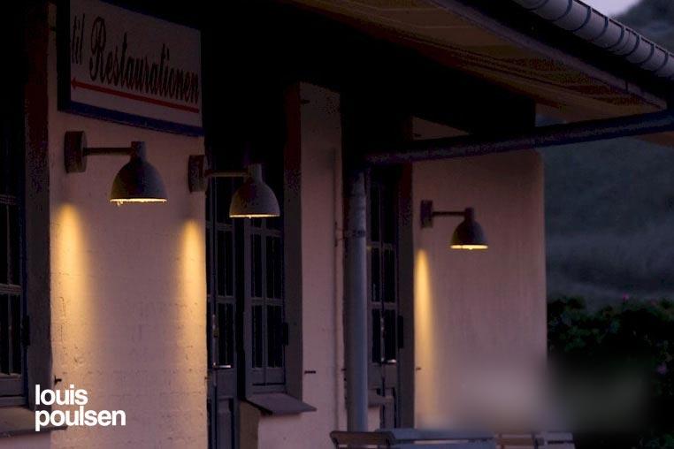 Toldbod 220 wall|トルボー 220 ウォール|ルイスポールセン|エクステリア|照明