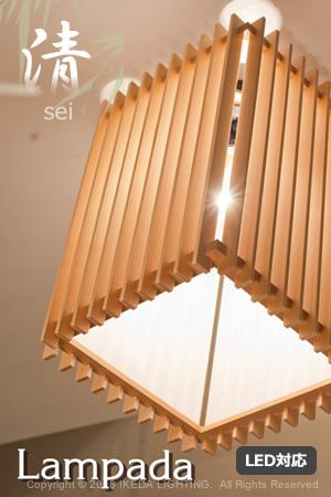 清 sei|新洋電気|LED照明