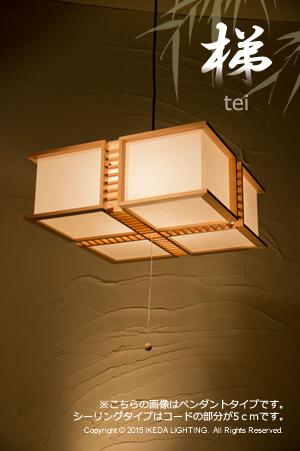梯 tei|新洋電気|LED対応照明